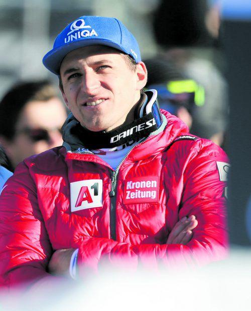 """Matthias Mayer: """"Dominik Paris wird uns im Starterfeld abgehen."""" gepa"""