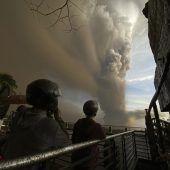 Vulkan Taal könnte gefährlicher werden