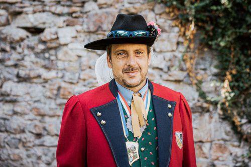Michael Muhr ist seit vier Jahren Obmann der Jagdberg Narra. hefti impressions