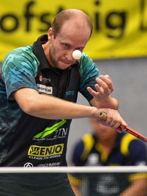 Miro Sklensky hat einen zwölften Einzelsieg in dieser Saison eingefahren. VN/Lerch