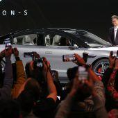 Autonews der WocheSony überrascht mit Präsentation eines E-Autos / Renault Captur kommt als Teilzeitstromer / Mercedes macht auf Science-Fiction