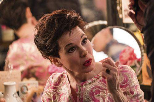 """Mit """"Judy"""" liefert Zellweger eine eindrucksvolle Leistung als Judy Garland ab. AP"""