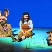 Ein berührendes Theatererlebnis für die ganze Familie