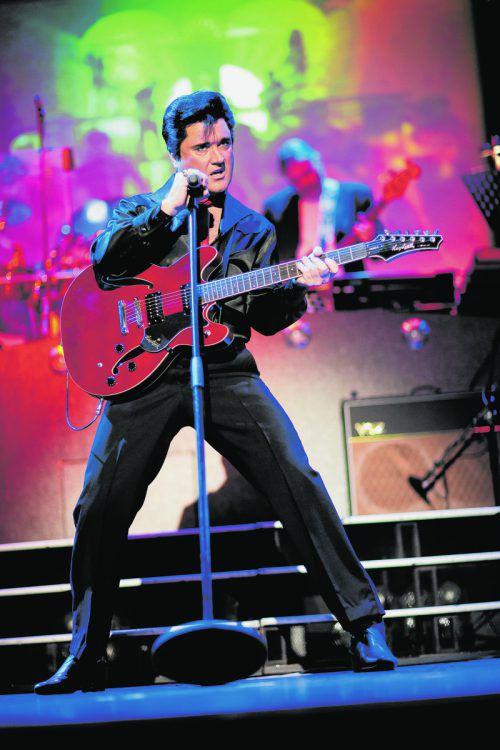 Mitmachen und Karten gewinnen für das Elvis-Musical. Andreas friese