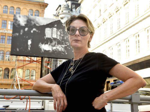 Monica Bonvicini wird mit dem Kokoschka-Preis ausgezeichnet. APA