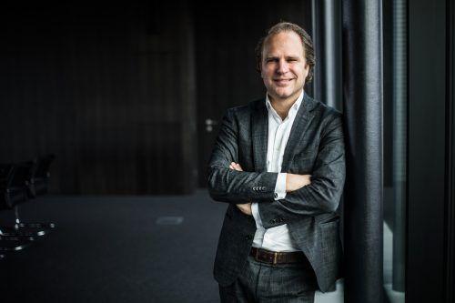 Nach rund 20 Jahren im Familienunternehmen Gebrüder Weiss, hat für Heinz Senger-Weiss mit Jahresbeginn ein neuer Lebensabschnitt begonnen. VN/Steurer