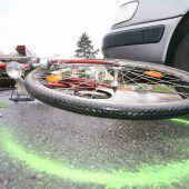 Rätselhafter Tod nach Unfall mit Fahrrad