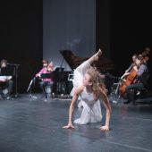 Erfolg für Tänzerin Natalie Fend