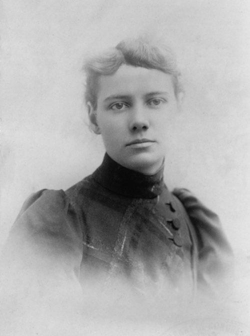 Nellie Bly war eine äußerst mutige Frau, sie wurde mit ihrer ambitionierten Berichterstattung zu einer Berühmtheit. shutterstock