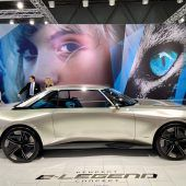 Elektro-Concept Car brilliert als Messestar