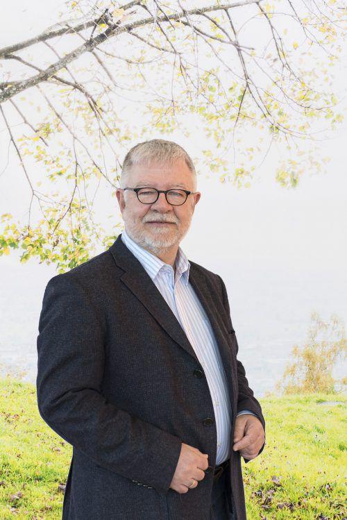 Norbert Rickmann freut sich über den Zusammenschluss.