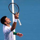 Federer und Djokovickönnten 50. Duell fix machen