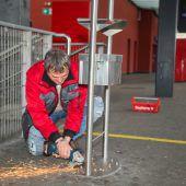 Rauchen auf Bahnhöfen ist ab sofort tabu