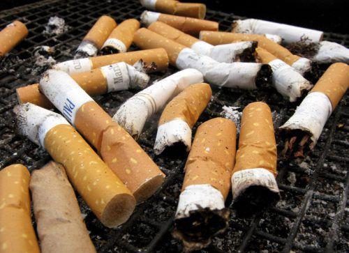 Nur noch jede zehnte Führungskraft greift heute zur Zigarette.APA