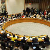 Klimabotschafter und UN-Bewerbung