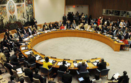 Österreich will sich für den UN-Sicherheitsrat bewerben. APA