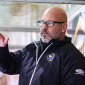 VEU entlässt vor dem Derby gegen den EHC Coach Lefebvre