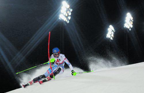 Petra Vlhova gelang in Flachau der zweite Streich in Serie, die Slowakin setzte sich wie im Vorjahr im Nachtslalom durch. ???