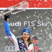 Vlhova gewann Slalom in Flachau