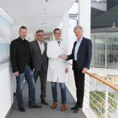 Studienzentrum für Onkologie geplant