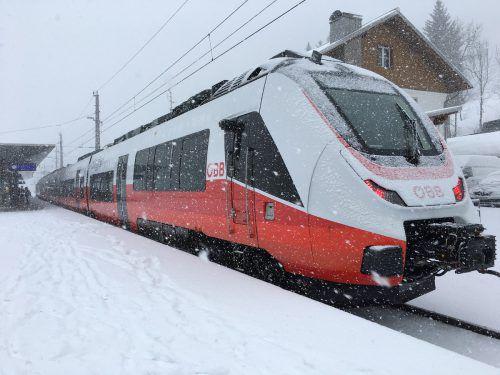Probleme mit der Betriebssoftware haben einen Einsatz der neuen Zuggarnituren für Vorarlberg verhindert. Ähnliche Probleme hat Bombardier auch in Deutschland.