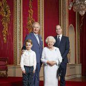 Die Queen lässt Enkel Harry gehen