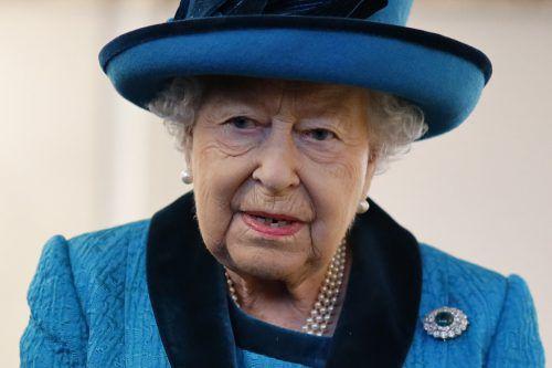 Queen Elizabeth ist ab 6. Februar bereits 68 Jahre im Amt. AFP