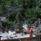 56 Menschen bei Unwettern in Brasilien gestorben