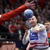 Österreich imWM-Play-off gesetzt