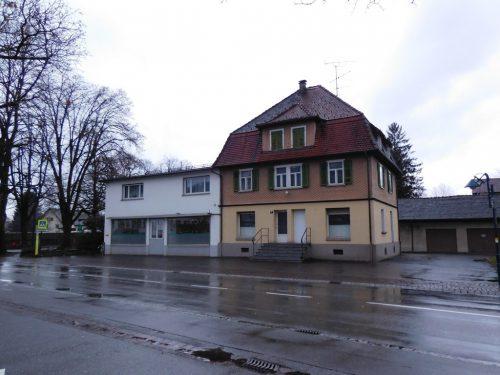 Rund um das Paulihaus entsteht in den nächsten Jahren das betreute Wohnen im Friedrichsfeld.michael mäser