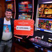 Millionär gewinnt 1,3 Millionen Euro in Tiroler Casino