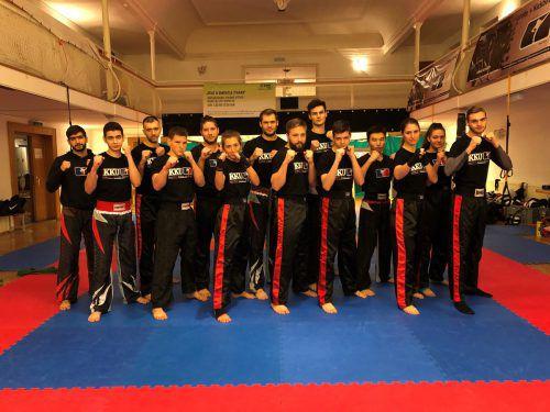 Seit 2016 trainiert die Karate und Kickbox Union in der Uferstraße in Hard.moik