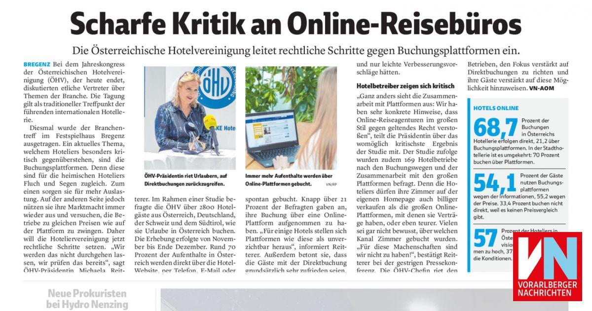 Vorarlberger Nachrichten Online