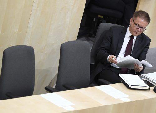 Sozialminister Rudolf Anschober startete mit den Ländern einen Arbeitsprozess zur Sozialhilfe. Das Grundsatzgesetz soll bleiben. APA
