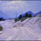 Der Weg zum Arlberg