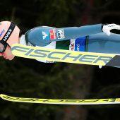 ÖSV-Adler Stefan Kraft springt in Zakopane auf Platz zwei