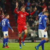 Bundesliga nimmt Fahrt auf