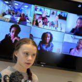 Greta Thunberg wirbt für Klimakampf in Afrika