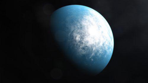 """""""TOI 700 d"""" ist laut Nasa über 100 Lichtjahre von uns entfernt. AFP"""