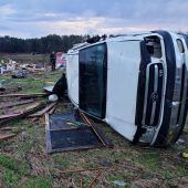 Schwere Stürme in den USA fordern Tote