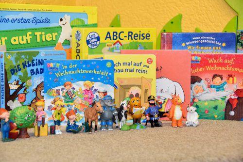 Die Teams der Bibliotheken in Götzis und Rankweil liefern bestellte Medien bzw. holen Rückgaben ab. Marktgemeinde Rankweil