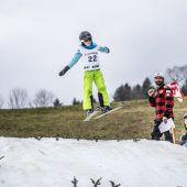 Skispringer von morgen bei Wäldercup-Premiere