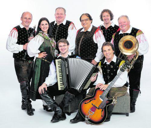 VN-Abonnenten besuchen die Alpenoberkrainer auf ihrer Hit-Tournee 2020 am Donnerstag, 30. April 2020, im Festspielhaus Bregenz zum Sonderpreis.veranstalter