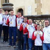 Medaillenregen für Vorarlbergs Special Olympics