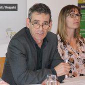 Peter Böhler will Bürgermeistersessel in Fußach erobern