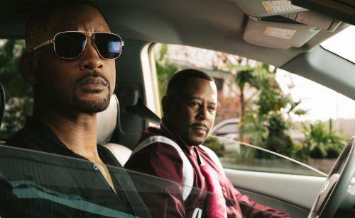 Will Smith und Martin Lawrence kehren noch einmal als Polizistenduo zurück. Sony Pictures