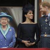 Queen zitiert Familie zur Krisensitzung