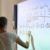 Mathe-Reform und mehr Bewegung