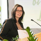 Bürgermeisterin Wöß-Krall stellt Team vor