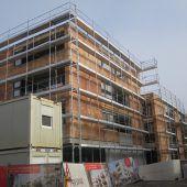 Neue Mietwohnungen im Stadtzentrum